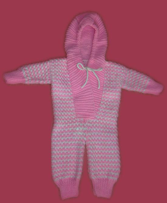 Выкройки комбинизон детский вязаный крючком. вязаный комбинезон