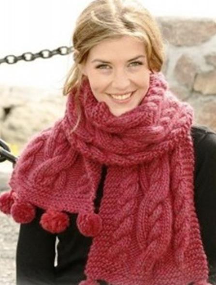 Вязание шарфы из форекс форекс в дойче банк