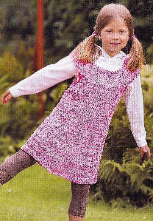 Вязание пончо для девочек описанием