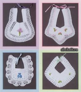 вязание для новорожденных вязание спицами и крючком азбука вязания