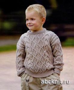 вязание для мальчиков вязание спицами и крючком азбука вязания